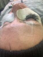 Eyelash extensions November promotion book now