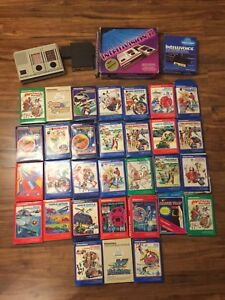 Boxed Intellivision collection