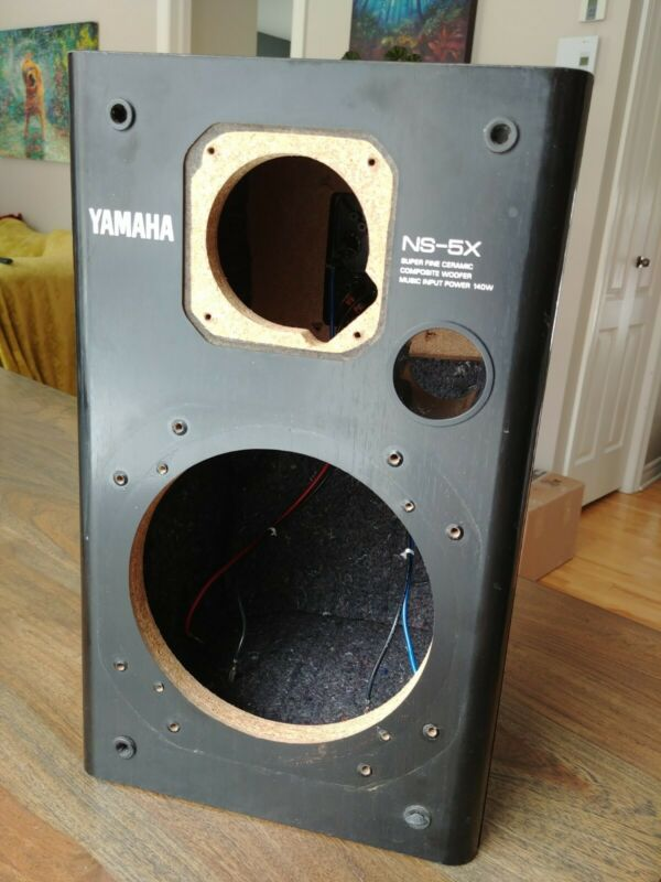 Yamaha cabinet - from Speaker NS-5X