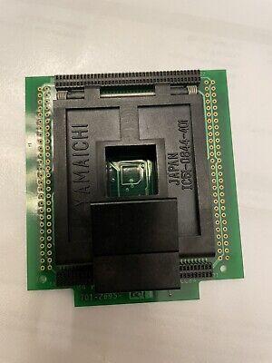 Data Io 84 Pin Plcc Programmer Adapter 715-2366