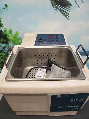 Cole-parmer 8893e-dth Ultrasonic Cleaner 230v