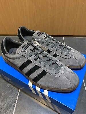 Adidas OG Bermuda Grey 5 Gum CW UK 10 Eu 44 .7 Retro Deadstock Island Series New