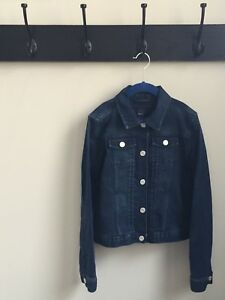 GAP Girls Jean Jacket XL
