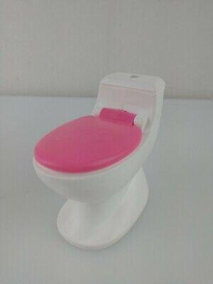 2015 Mattel Barbie Dream House Replacement Toilet Piece Part