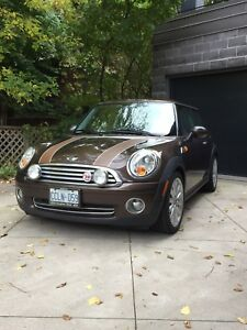 2010 Mini Cooper Mayfair Edition