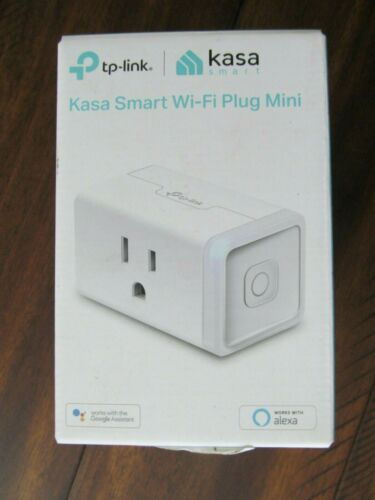 TP-Link Kasa Smart Wi-Fi Plug Mini HS105 15A voice control /Alexa and Google