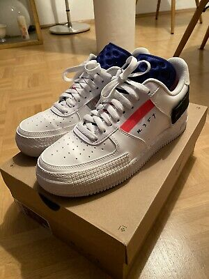 Nike Air Force 1 AF-1 Type 354 42 Paranoise triple QS low...