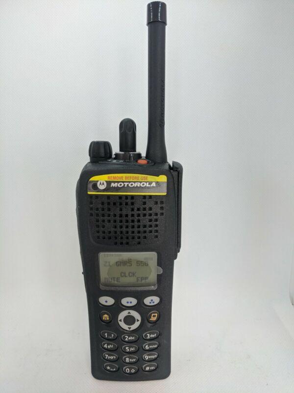 Motorola XTS2500 Model III UHF (380-470MHz) P25 FPP NORMAL LIGHTS New Housing