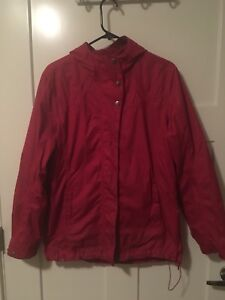 Red WindRiver fall/winter Jacket