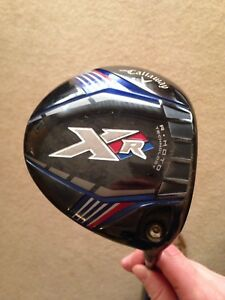 Callaway XR Adjustable Driver 12 degree