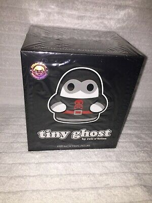 Bimtoy Tiny Ghost Dark Avenger By Reis O'Brien Limited Edition New Sealed RARE