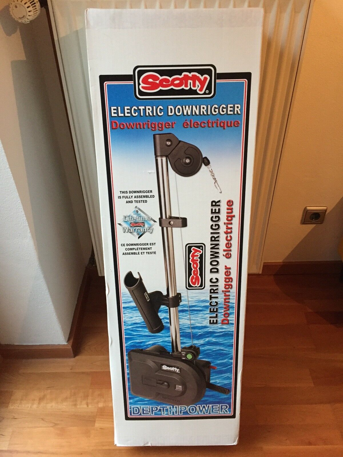 Scotty Downrigger Propack 1116