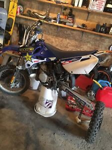 Looking for YZ 85 parts