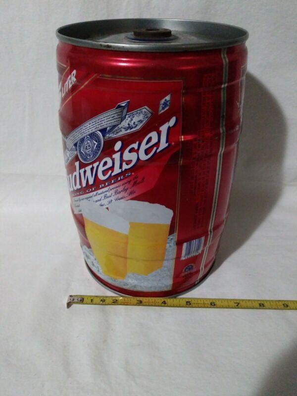 1998 Budweiser 5 Liter Keg.