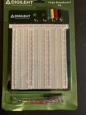 Digilent 340-002-1 Solderless Breadboard Kit Large