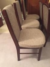 Need to go- set of dining chairs Burnside Burnside Area Preview