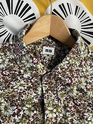 Uniqlo Men's Summer Shirt