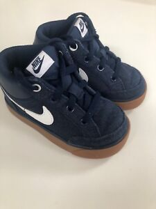 Nike Toddler Runners Size 6 Baby - high top