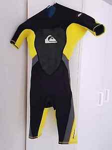 Quicksilver child wetsuit Warners Bay Lake Macquarie Area Preview