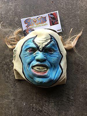 Spawn Mask Halloween (Todd McFarlane's Spawn (Clown - Violator) Halloween Mask )
