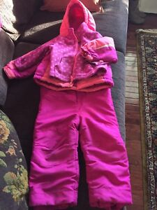 Three in one snow suit and jacket