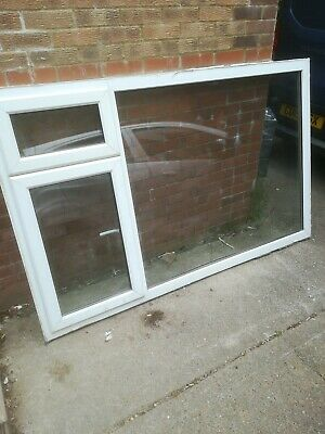 Used Upvc Window Ideal Garage