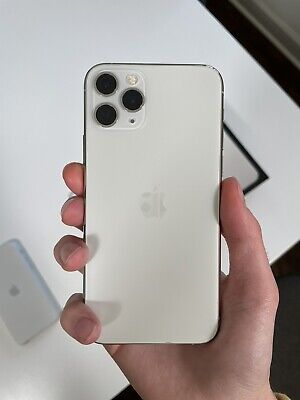 Apple iPhone 11 Pro - 256GB - Space Gray (AT&T) A2160 (CDMA + GSM)