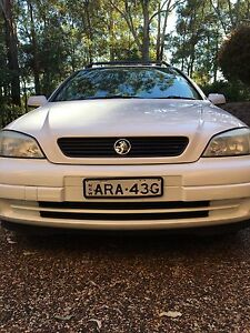 2004 Holden Astra Sedan Terrigal Gosford Area Preview
