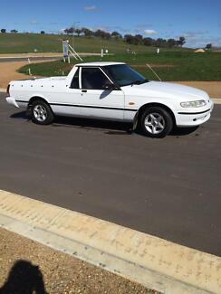 1997 Ford Falcon Ute Turvey Park Wagga Wagga City Preview