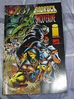 Badrock/wolverine, Comic Book, Vol. 1, No. 1, June 1996 -  - ebay.co.uk