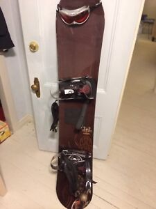 snow Board, Bindings , And limited edition boots