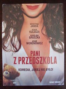 BOOK DVD PANI Z PRZEDSZKOLA,Polish Comedy,rez.M.Krzysztalowicz,wyk.K.Janda - Czestochowa, Polska - BOOK DVD PANI Z PRZEDSZKOLA,Polish Comedy,rez.M.Krzysztalowicz,wyk.K.Janda - Czestochowa, Polska
