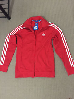 Adidas Europa red tracktop Sippy Downs Maroochydore Area Preview