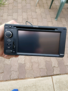 TOYOTA DOUBLE DIN, GPS, BLUETOOTH, USB Adelaide CBD Adelaide City Preview