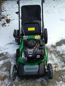 """20"""" Lawnmower - bought in October 2108, seeks new home"""