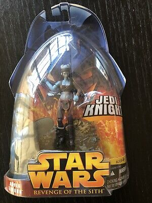 Star Wars Revenge of the Sith Jedi Knight Aayla Secura Action Figure