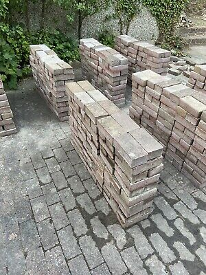 Block Paving Bricks. Good, Clean Condition.