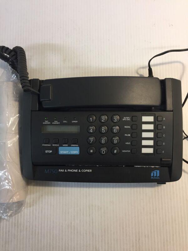 Murata M750 Fax & Phone & Copier