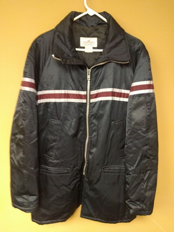 Vintage Piedmont Airlines Fashionaire Airport Ramp Uniform Coat Jacket Medium