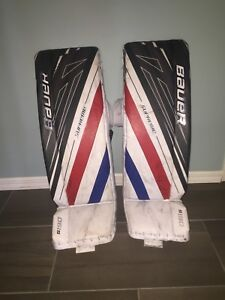 Bauer 190s Youth Large Goalie Pads