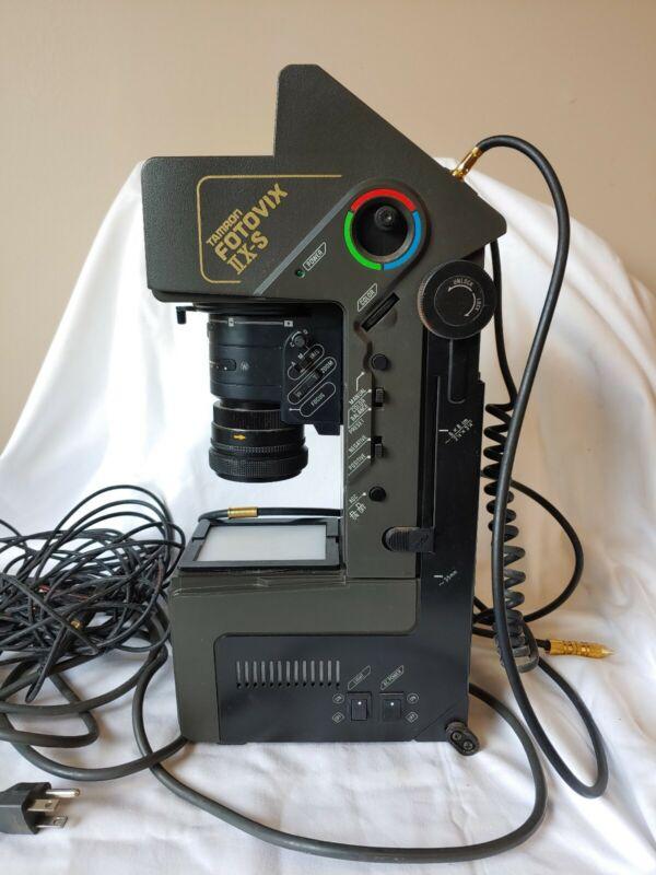 Tamron Fotovix II Film Video Processor TF-160WU