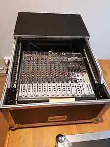 Beringer 10 channel mixer Helensvale Gold Coast North Preview