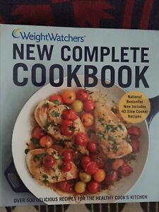 Weight watchers- New complete cookbook