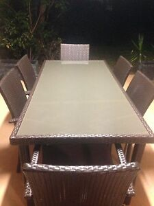 Glass Outdoor Setting Runcorn Brisbane South West Preview