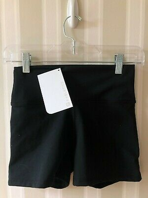 Fabletics High-Waisted Powerhold Short in Black Size XS/2-4 NWT