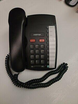 Aastra 9110 A1264-0000-10-05 Analog Phone Charcoalblack Mitel Networks