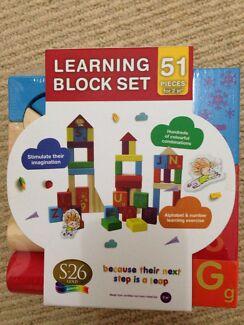 51 pieces Block set  Westmead Parramatta Area Preview