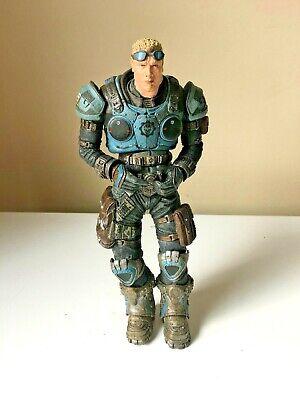 NECA Gears Of War 3 Series 2 Damon Baird Action Figure  Gears Of War Figure
