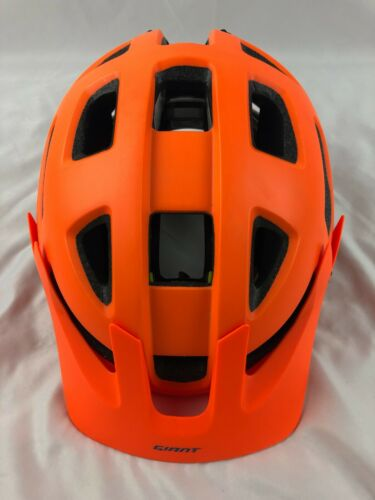 Giant Rail SX MIPS Helmet SIZE Medium Orange (1e)