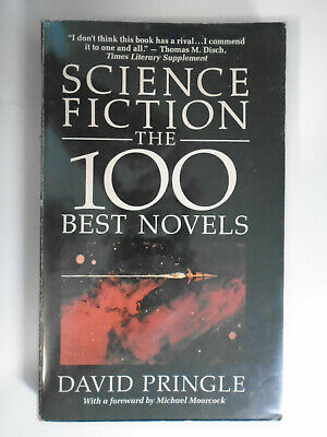 Science Fiction The 100 Best Novels, David Pringle, Softcover,